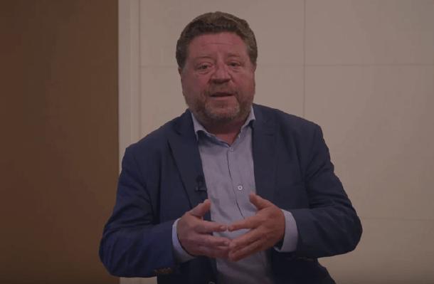 """Javier Barberá, presidente de CECAS, sobre el estudio """"banca y seguros vinculados"""""""