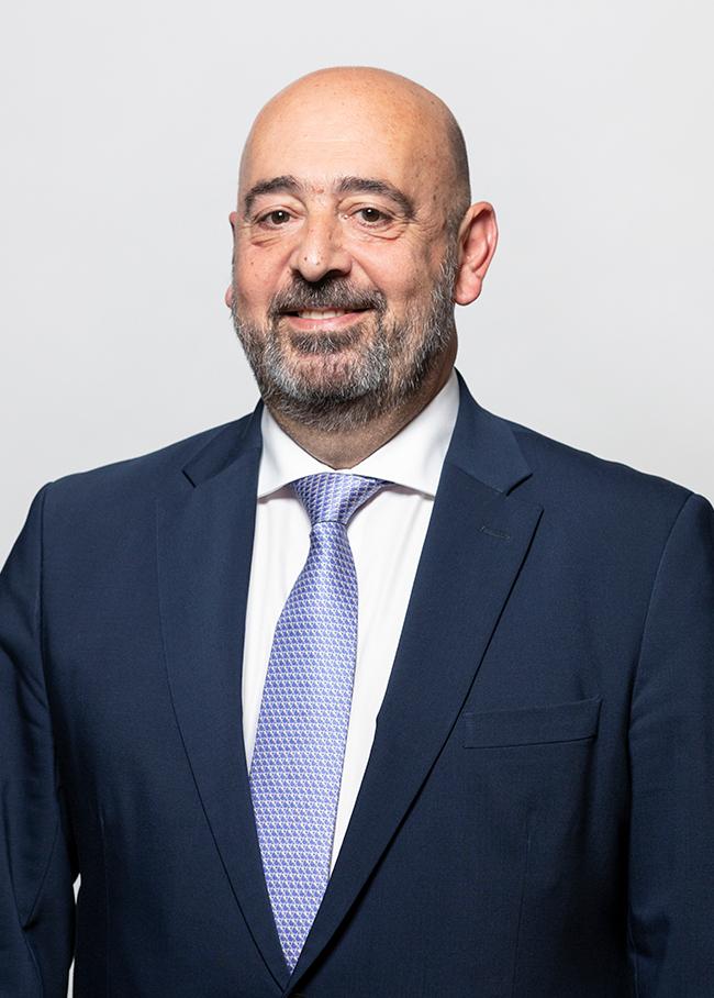 Zacarias Fernández Salgado Vocal de RSC, Convenios y Servicios