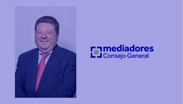 Javier Barberá elegido nuevo presidente de los Mediadores de Seguros